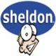 Sheldon® Comic St